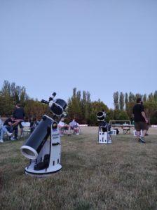 Actividades de turismo de estrellas o astroturismo